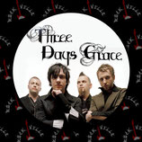 Значок Three Days Grace 1