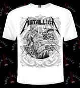 Футболка Metallica 9