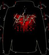 Толстовка на молнии Slayer