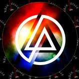 Наклейка Linkin Park 5