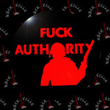 Значок Fuck Authority