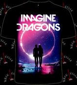 Футболка Imagine Dragons 3