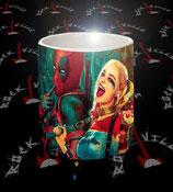 Кружка Harley Quinn 1