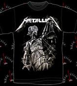 Футболка Metallica 8