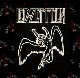 Нашивка катаная Led Zeppelin