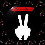 Значок Depeche Mode 10