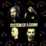 Значок System Of A Down 10