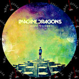 Наклейка Imagine Dragons 5