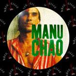 Значок Manu Chao