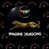 Значок Imagine Dragons 5