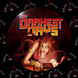 Значок My Darkest Days 1