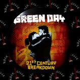 Значок Green Day 1