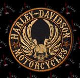 Нашивка Harley Davidson 2