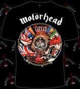 Футболка Motorhead 3