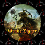 Значок Grave Digger