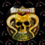 Значок Bolt Thrower