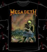 Футболка Megadeth 3