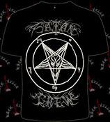 Футболка Pentagram (Satan Crew)