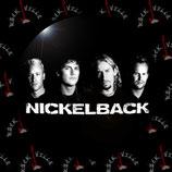 Значок Nickelback 3