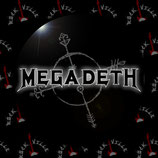 Значок Megadeth 3