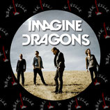 Значок Imagine Dragons 4