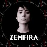 Наклейка Земфира 2