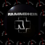 Значок Rammstein 7