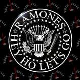 Значок Ramones 6