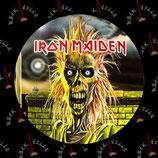 Значок Iron Maiden 2