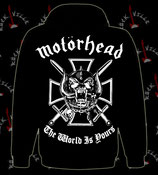 Толстовка на молнии Motorhead