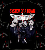 Футболка System of a Down 1