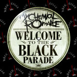 Значок My Chemical Romance 26