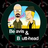 Наклейка Beavis & Butt-head 3