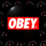 Значок Obey