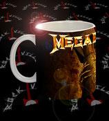 Кружка Megadeth 1