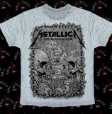 Футболка Metallica 4