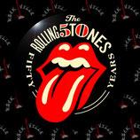 Значок Rolling Stones 2