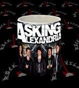 Кружка Asking Alexandria 6