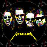 Наклейка Metallica 8