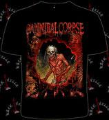 Футболка Cannibal Corpse 1