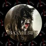 Значок Black Veil Brides 6