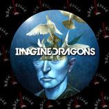 Значок Imagine Dragons 11