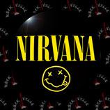 Значок Nirvana 15