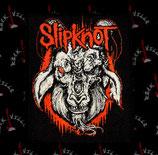 Нашивка катаная Slipknot 3