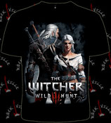 Футболка The Witcher 2