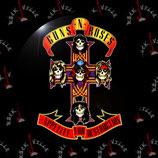 Значок Guns'n'Roses 3
