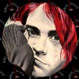 Наклейка Nirvana 6