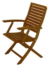 Key West Sessel folding armchair