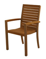 Key West Sessel armchair stapelbar