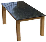 Baltimore Tisch granite table